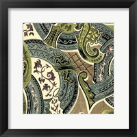 Framed Tapestry Elegance II