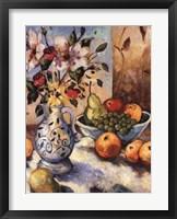 Framed Frutta & Fiori I
