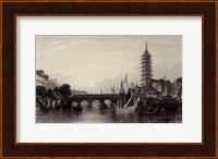 Framed Bridge of Nanking