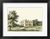 Framed Lancashire Castles I