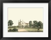 Framed Lancashire Castles V