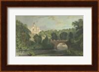 Framed Lambton Castle