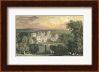 Framed Ravensworth Castle