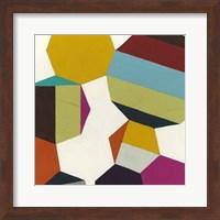 Framed Poly-Rhythmic III
