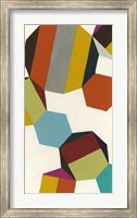 Framed Poly-Rhythimic VI