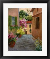 Framed French Passage