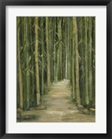 Framed Bamboo Forest