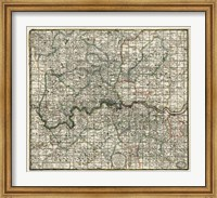 Framed Towns and Villages of London