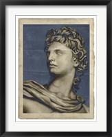 Framed Sculptural Renaissance II