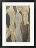 Framed Figure Overlay II