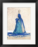 Blue Danube I Framed Print
