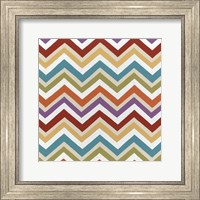 Framed Retro Pattern III