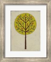 Framed Orchard Vignette I