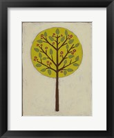 Framed Orchard Vignette I