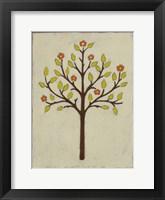 Framed Orchard Vignette II