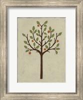 Framed Orchard Vignette III
