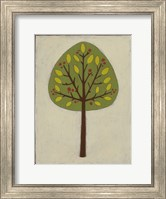 Framed Orchard Vignette IV