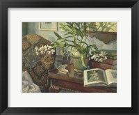 Framed Evie's Orchid