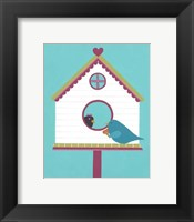 Framed Home Tweet Home I