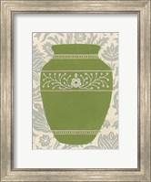 Framed Pottery Patterns III