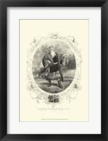 Framed King Lear