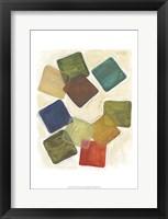 Framed Color Bloc I