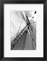 Framed Set Sail II