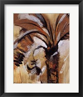 Framed Havana Palm II