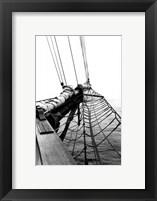 Framed Set Sail IV