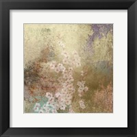 Framed Cherry Blossom Abstract I