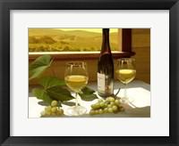 Framed Wine Country - Los Olivos
