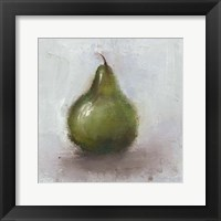 Framed Painted Fruit V
