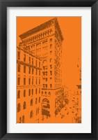 Framed Chicago 1920s