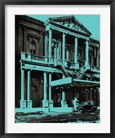 Framed Civic Repertory Theatre