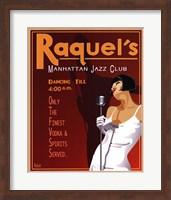 Framed Raquel's