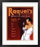 Raquel's Framed Print