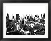 Framed Skyline in Osaka1