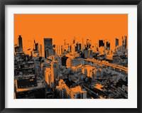 Framed Skyline in Osaka2