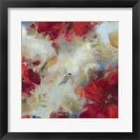 Framed Hummingbird I