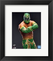 Framed Sin Cara 2013 Posed