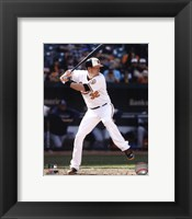 Framed Matt Wieters 2013 Action