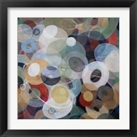 Framed Circles 8