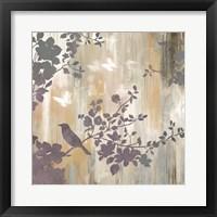 Framed Mist Foliage II