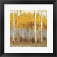 Framed Golden Grove I