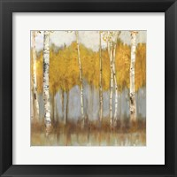 Framed Golden Grove II