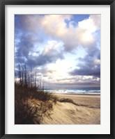 Framed Cotton Candy Sunrise I