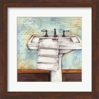 Framed Cleanse Bath
