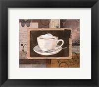 Framed Vintage Latte - mini