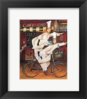 Chefs on the Go - mini Framed Print