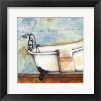 Framed Relax Bath
